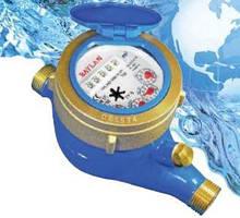"""Счетчик воды 1/2"""" (dn 15) класс""""С"""" R160, L=165mm  TY-5(мокроход) Baylan(Турция)"""