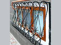 Защитная решетка на окно