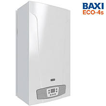 Котел газовый настенный Baxi ECO-4s Fi двухконтурный турбо (Италия)