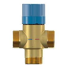 Клапан термозмішувальний (захист від ошпарювання) Flamcomix 35-70 FS, Ду 20 мм, НР 1', Flamco(Нідерланди)