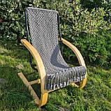 Дитяче крісло ручної роботи, фото 4