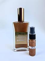 Сухое масло для увлажнения тела с парфюмом Givenchy Top Beauty Bronze Mode пробник 15 ml