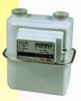 Счетчик газа G1,6T мембранный с термокорректором Elster(Германия)
