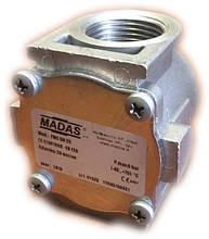 Фильтр газовый компактный FMС 03  DN25  2 бар Мadas (Италия)