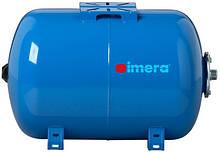 Гідроакумулятор 80л, горизонтальний, Imera, AO 80(Італія)