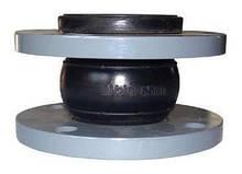 Виброкомпенсатор гумовий фланцевий ф125 Ayvaz (Туреччина)