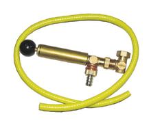 Ручний поршневий насос для геліосистем (для закачування теплоносія) (Німеччина)