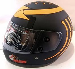 Шлем модуляр F2