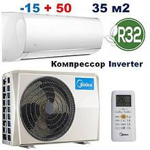 Кондиционер Midea Blanc, DC Inverter , R32 MA-12N8DOI-I/MA-12N8DO-O