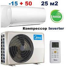 Кондиционер Midea Blanc, DC Inverter , R410 MA-09N1DOHI-I/MA-09N1DOH-O