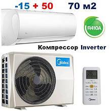 Кондиционер Midea Blanc, DC Inverter , R410 MA-24N1DOHI-I/MA-24N1DOH-O