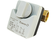 "Кульовий Клапан н/о 1/2"" DN15 з електроприводом Tervix Pro Line ORC"