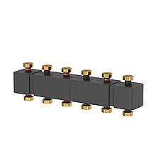 Распределительный коллектор на 5 отопительных контуров Meibes MeiFlow Top S MF 5HC Meibes