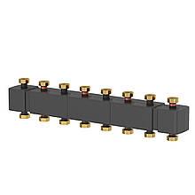 Распределительный коллектор на 7 отопительных контуров Meibes MeiFlow Top S MF 7 HC Meibes