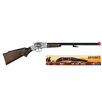 Детская винтовка 8-зарядная Cowboy Gonher 3095/0