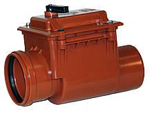 Клапан канализационный обратный универсального применения Redi Classica 110(Италия)