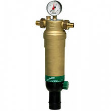 Фильтр горячей воды с механизмом обратной промывки Honeywell F76S-1AAM