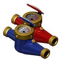 """Лічильник холодної води домовик 1 1/4"""" МТК 32, R 80 Gross"""
