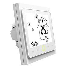 Термостат с WiFi управлением для электрических теплых полов  Tervix Pro Line (Германия)