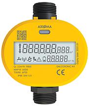 Ультразвуковий лічильник води QALCOSONIC W1 15-2,5 (dy 15) з вбудованим радіомодулем AXIS (Литва)