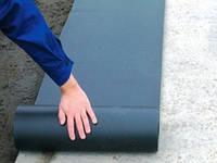 ПВХ мембрана для гидроизоляции первого ряда кладочного материала и мауэрлата 30х30 м.п.