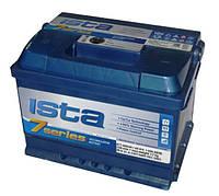 Автомобильный стартерный аккумулятор ISTA 7 series 6СТ-60 A2 H 560 22 12 L+