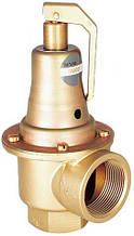 """Запобіжний клапан 3бар DUCO Тип До 2 х 2 1\2"""" Макс.потужність 1300кВт (Німеччина)"""