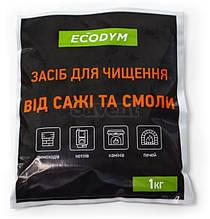 Випалювач сажі (засіб) Ecodym для чищення димоходу 1 кг