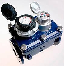 Счетчик холодной воды Meitwin 80/50 комбинированный (смежный) высокоточный Sensus (Германия)