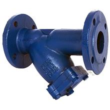 Фільтр фланцевий осадовий чавунний ф50