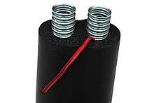 Гофрована труба з нержавіючої сталі Inoflex в каучукової теплоізоляції