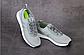 Шнурки эластичные с фиксаторами Резиновые шнурки для обуви/ кроссовок с быстрой застежкой. Цвет белый, фото 6