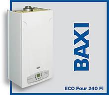 Котел газовий двоконтурний, турбо ECOFOUR 240 Fi BAXI (Італія)