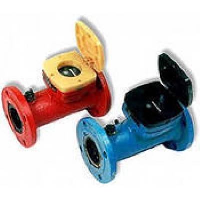 Счетчики воды (водомеры), бытовые и промышленные, теплосчетчики и комплектующие