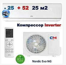 Кондиционер инверторный (тепловой насос) NORDIC (R32) CH-S09FTXN-NG  Cooper&Hunter