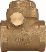 """Клапан зворотний 1"""" мембранний (хлопавка) ITAP (Італія)"""