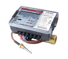 Счетчик тепла ультразвуковой  QALCO (SKS-3)-015-1,5 15mm B Meters (Италия)