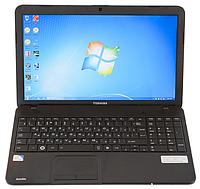 "Ноутбук БО Toshiba Satellite C850 15.6"" HD i3-2370M 4Gb HDD320Gb, фото 1"