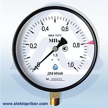 Манометр для воды и газа ДМ 05160 (М) 1,6мПа