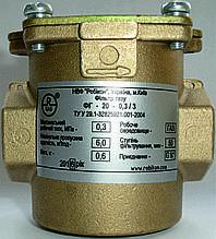 Фильтры на газ