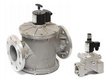 """Клапан - відсікач газу Elektrogas EVRM NA 35 1 1/4"""" dy 32 (Італія)"""