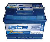 Автомобильный стартерный аккумулятор ISTA 7 series 6СТ-60 A2 H 560 22 14 R+
