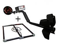 Металлоискатель аккумуляторный Клон (Clone Pi W) импульсный с двумя катушками