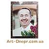 Табличка с портретом в склі 200х300 мм, фото 5