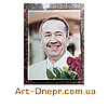 Табличка з портретом у склі 200х300 мм, фото 5
