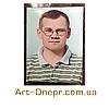 Табличка з портретом у склі 200х300 мм, фото 7