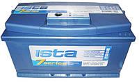 Автомобильный стартерный аккумулятор ISTA 7 series 6СТ-100 A2 600 22 04 R+