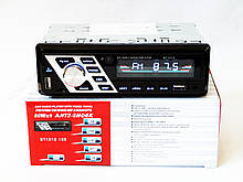 Pioneer 1010BT ISO + BLUETOOTH - підсвітка RGB - MP3 Player, FM, USB, SD, AUX