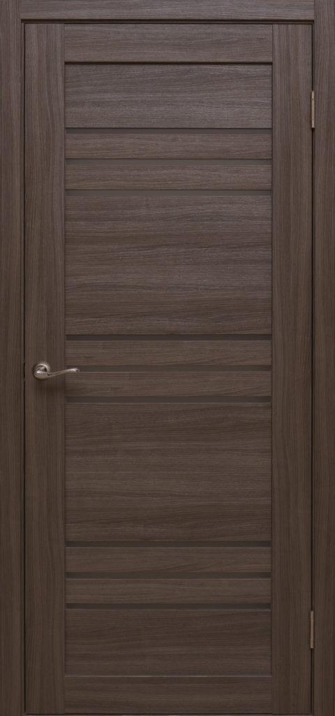 Дверное полотно Alegra (AG-8) 80 п/о экошпон крем