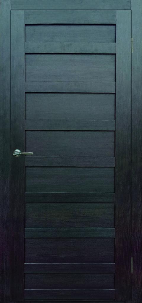Дверне полотно Notte (NT-3) 80 гл крем